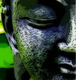 Buddha-green_OrtonStyle_1